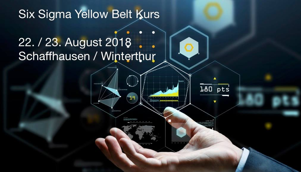 Six Sigma Yellow Belt Kurs