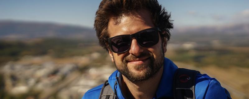 Yannik Messerli on the art of data