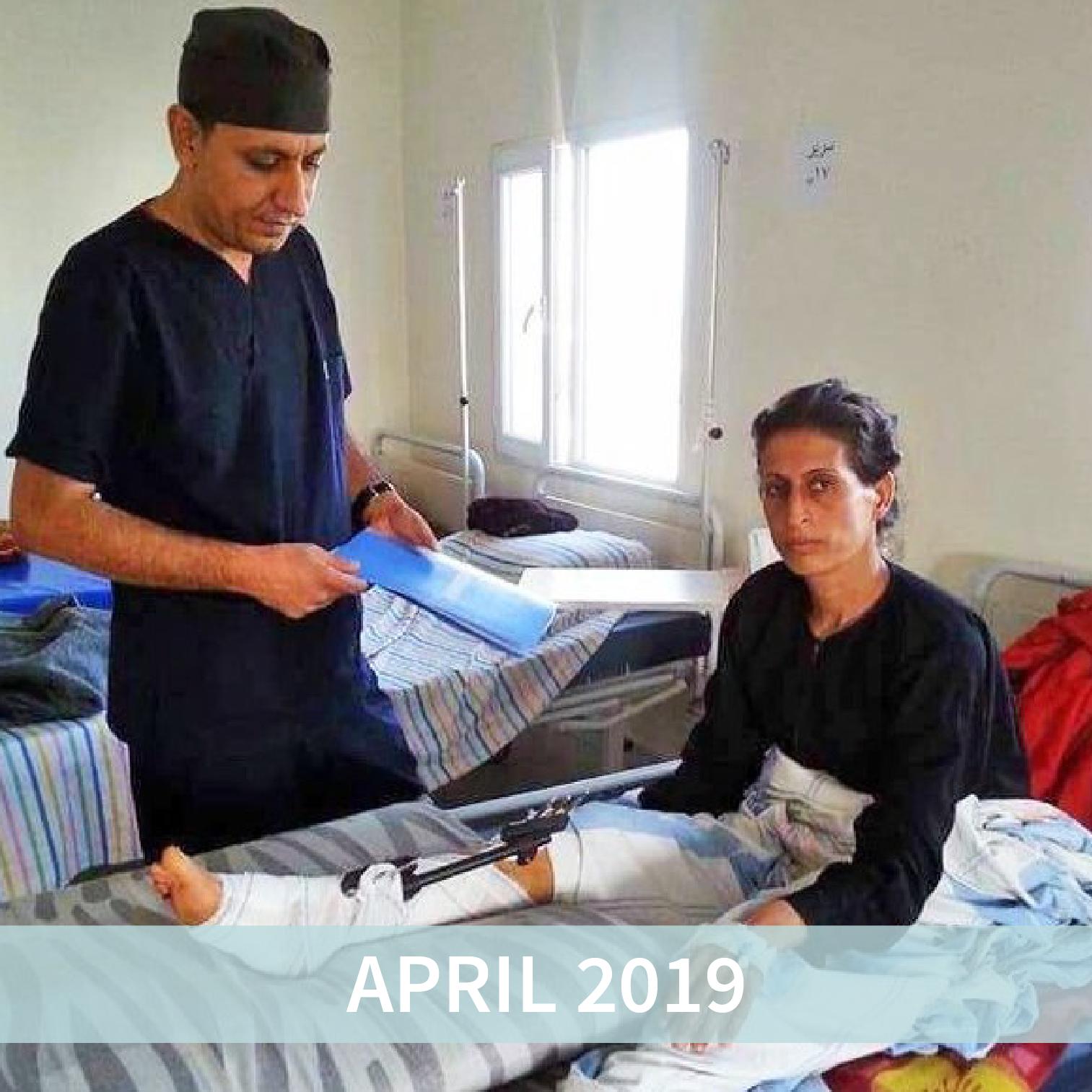 Initiative April: Ärzte für Ärzte