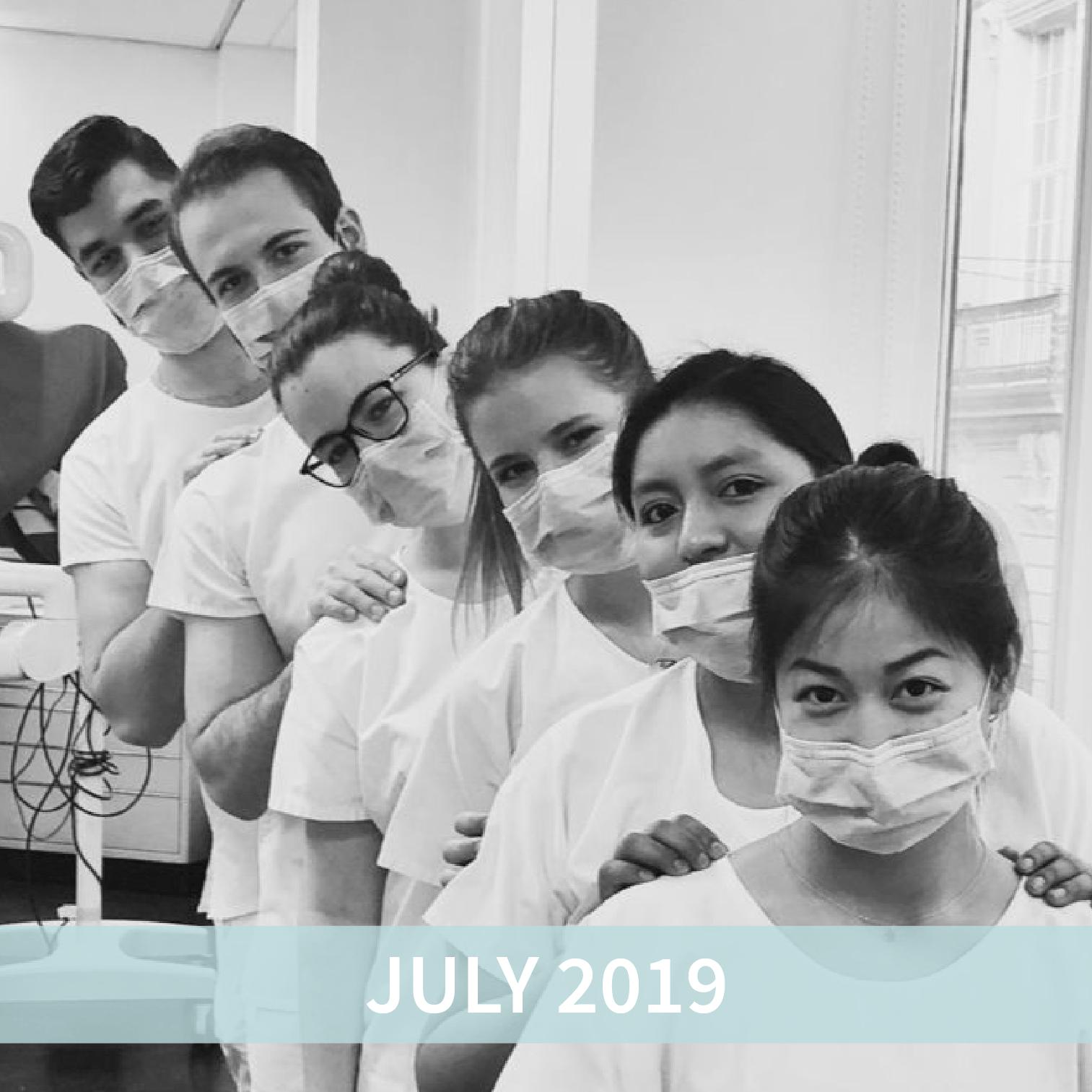 Initiative July: Dental mission in Peru