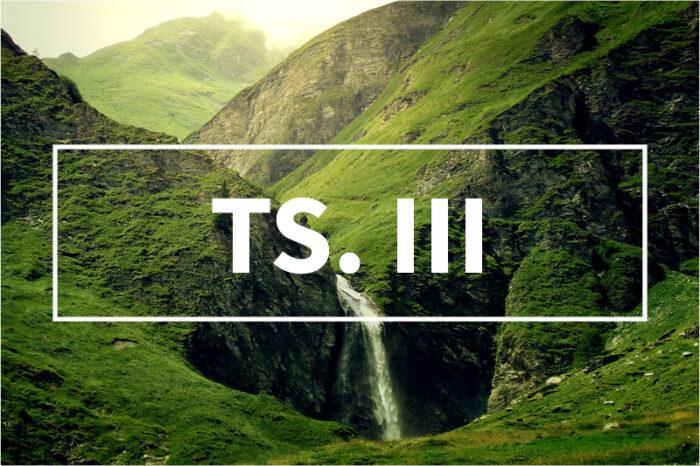 TS. III